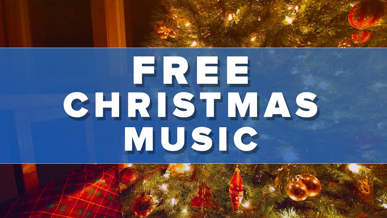 free christmas music for youtube videos