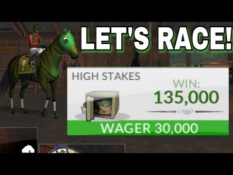 Let's Race INSANE BETS! | Photo Finish Horse Racing