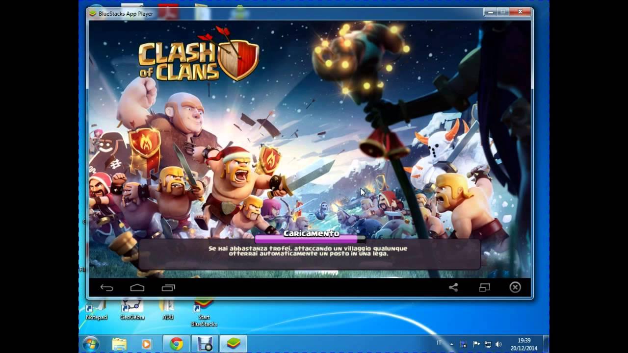 Come scaricare Clash of Clans PC - GuideSmartPhone.net