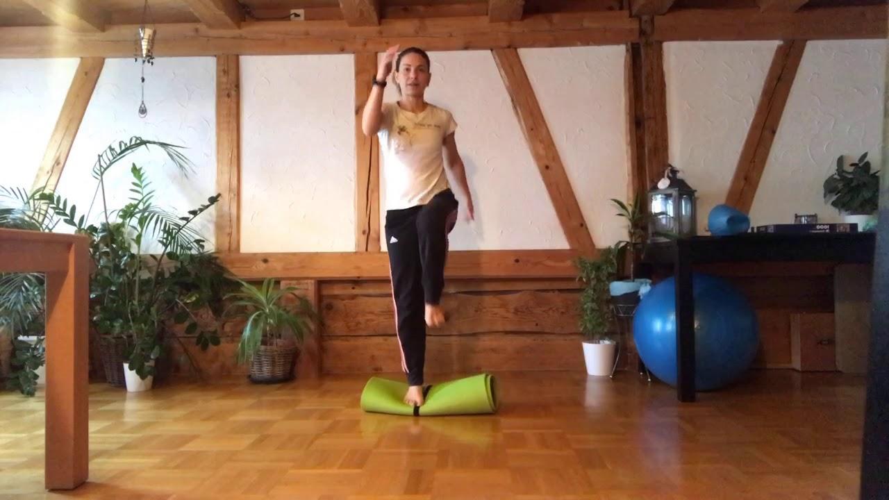 Fitnesslektion 10.2.21