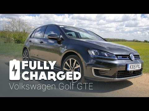VW Golf GTE arrives | Fully Charged