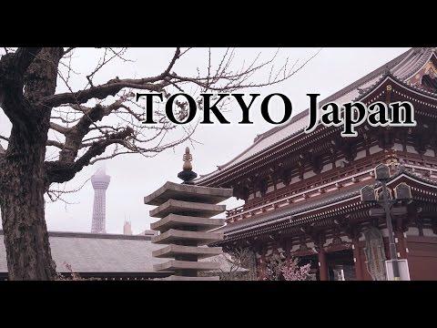 Tokyo, Japan Trip April 2017