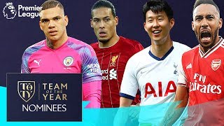 EA Sports FIFA 20 Team of the Year | Premier League Compilation | AD