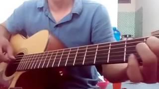 Ngưng làm bạn Guitar hợp âm  cover