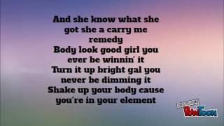 sean paul trumpets lyrics