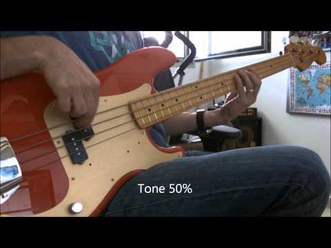 Bass strings comparison - RotoSound Vs. DR