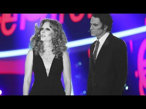 Diana Navarro y Luis Larrodera cantan 'Parole, parole' como Mina y Alberto Lupo - Tu Cara Me Suena
