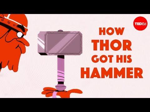 Video image: How Thor got his hammer - Scott A. Mellor