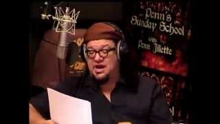 Penn Jillette - Dear Atheist Fraud, you offend me - TAM 2012 LAS VEGAS
