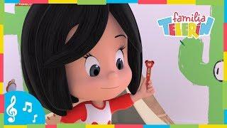 TENGO UNA MUÑECA VESTIDA DE AZUL y Más Canciones. Familia Telerín. Canciones Infantiles (30 minutos) thumbnail