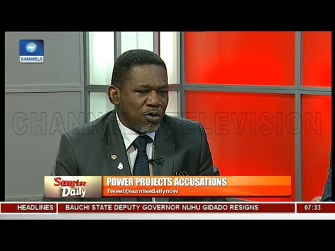 Fagbenro-Byron Faults Distribution Of Revenue Based On Population Growth Pt 2   Sunrise Daily  