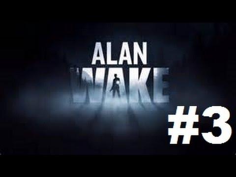 Alan Wake Walkthrough (Twitch Live Stream) Part 3