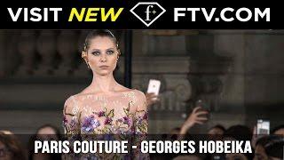 Repeat youtube video Georges Hobeika Haute Couture Fall/Winter 2016 | FTV.com