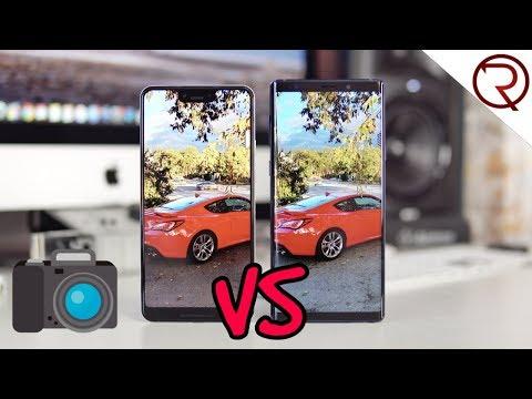 Pixel 3 XL VS Samsung Note 9 Camera Comparison