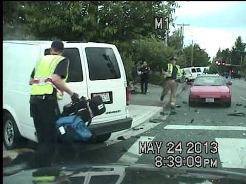 Lynwood, WA Police Chase. Causes Civilian Death..