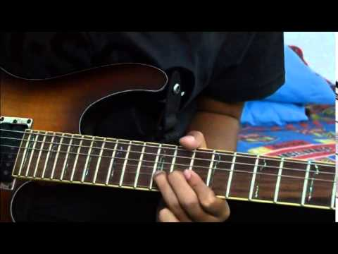 TUTORIAL GITAR INTRO I LOVE YOU BIBEH - THE CHANGCUTERS (LESSON)