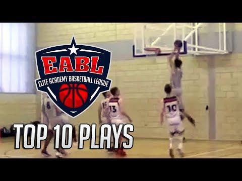 EABL Top 10 Plays Week 6 - 2017/18 Season