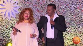 Kuku Sebsebe & Alemayehu Eshete Live Performance | TV Show