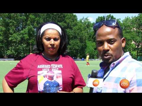 Sport America:  Aseged Tesfaye Memorial Ceremony