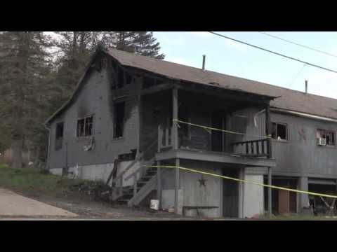 From The Scene TV - Karns City Duplex Fire