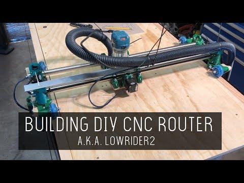 DIY CNC Router Under $600