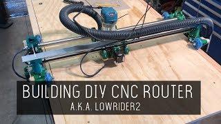 Download lagu DIY CNC Build MP3