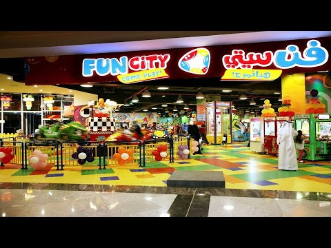 Fun City for Kids and Family in Dubai – 2020