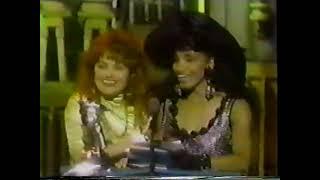 "Janet Jackson's ""The Pleasure Principle"" wins Best Choreography - (1988)"