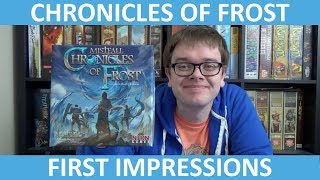Mistfall: Chronicles of Frost - First Impressions
