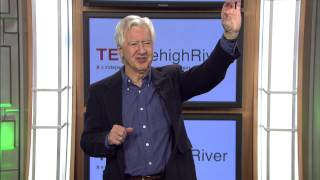 Courage - The Missing Link in Emotional Intelligence: Dr. Paul Wieand at TEDxLehighRiver