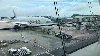 Пхукет, летим домой Qatar airways. Пхукет -Доха.