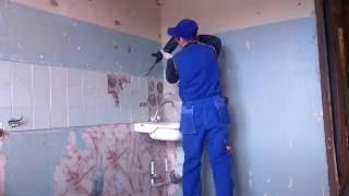 видео Демонтажные работы
