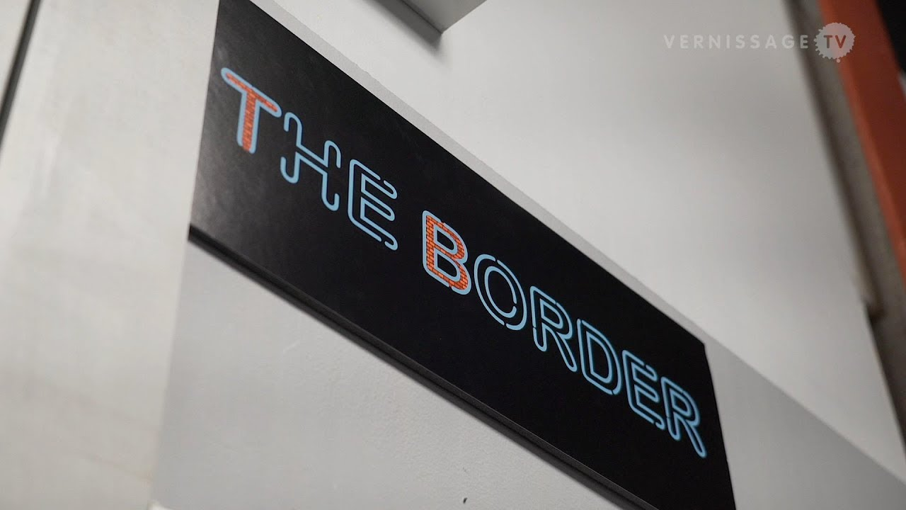 Inaugural Exhibition at The Border Project Space New York