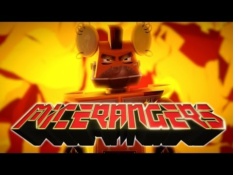 Transformice : The Cartoon Series - Episode #32 - Chi-zu Sentai Micerangers