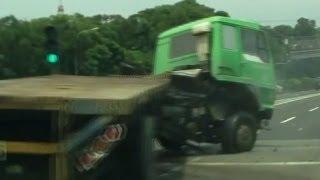 Car accident car crash compilation 2014 part 81