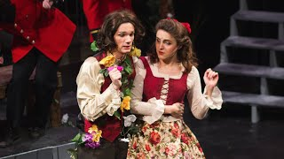 Gilbert and Sullivan's PATIENCE, presented by Vic Chorus -- Act I