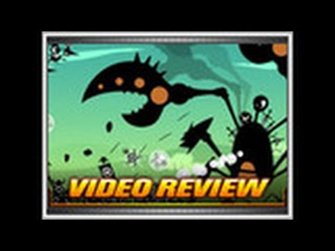 Patapon Sony PSP Review - Video Review (480p)
