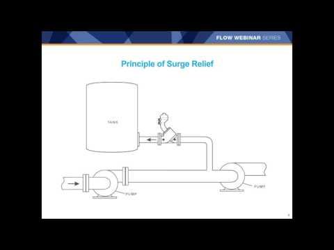 Webinar: Surge Relief Solutions for Liquid Pipelines