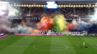 FCGB-paris saison 2017/2018 ULTRAMARINES BORDEAUX 1987