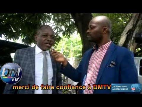 Mike Mukebayi réagi sur la publication du calendrier electorale par la CENI