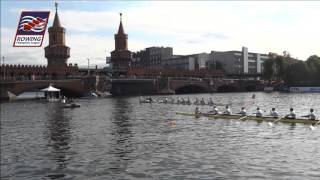 ROWING Champions League Finale Men 2016 - THREE Champions at ROWING Champions League 2016