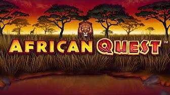 African Quest Online Slot Promo