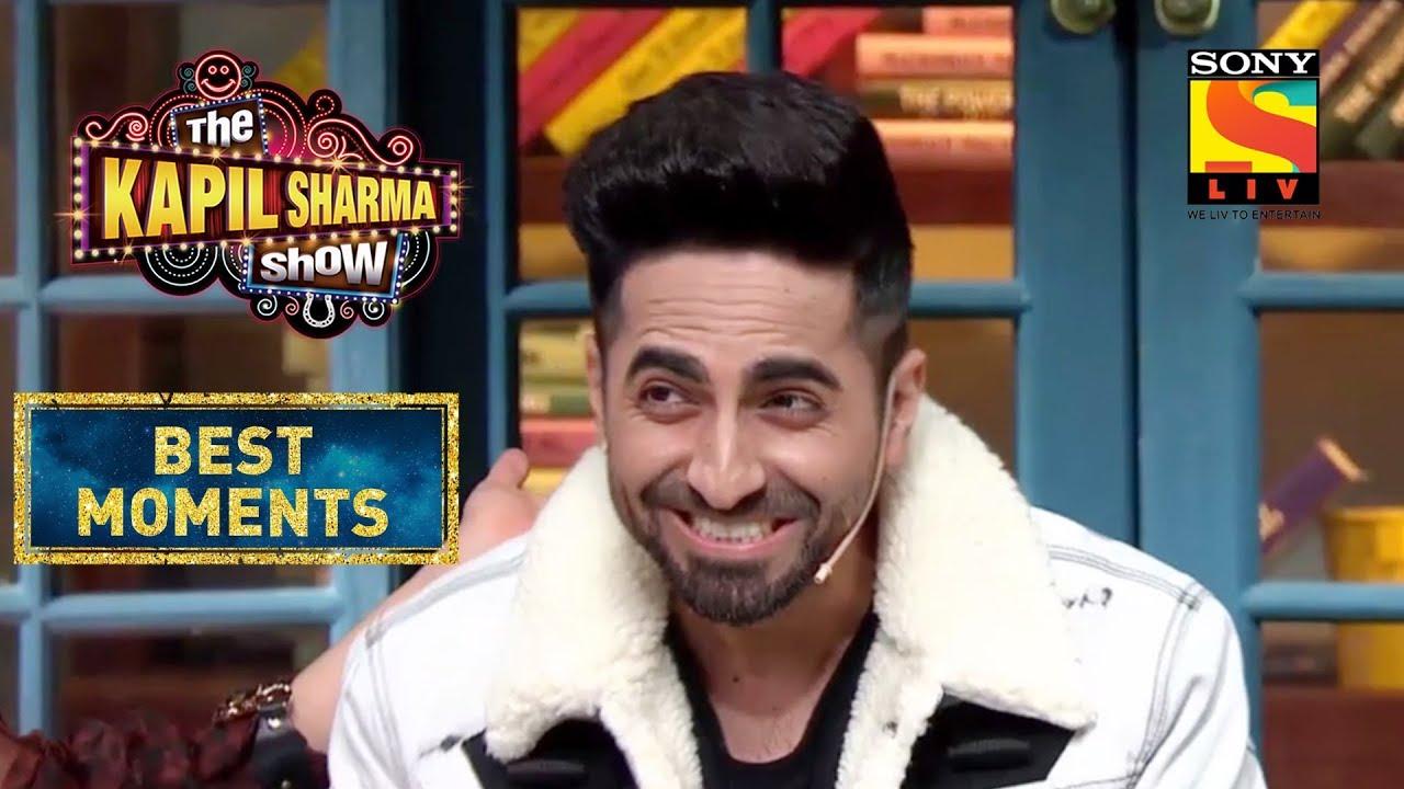 Download Ayushmann Khurrana's Self Care Advice   The Kapil Sharma Show Season 2   Best Moments