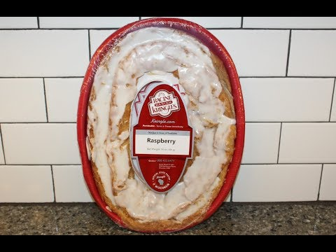 Racine Danish Kringles: Raspberry Review
