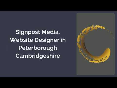 Website Designer Peterborough Promo Video