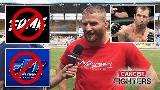 """Jan Błachowicz: """"Wolę walki żuli niż Fame MMA lub FFF."""""""