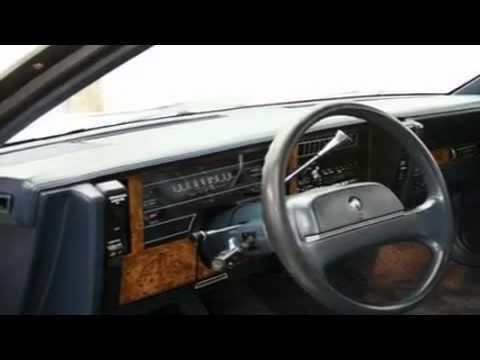 1989 Buick Century Interior 1989 Buick Century