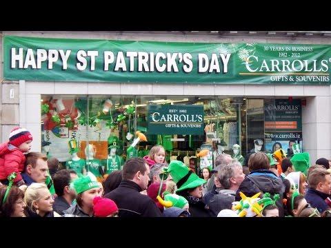 St. Patrick's Day Parade 2016 - Irish Celebration