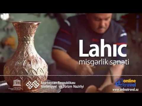 Historical Village Lahij ,  Azerbaijan  -  Lahic,  Azerbaijan