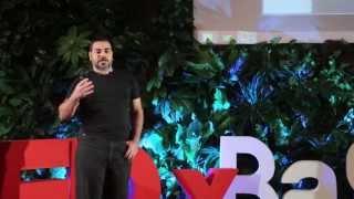 Nawres Arif at TEDxBaghdad